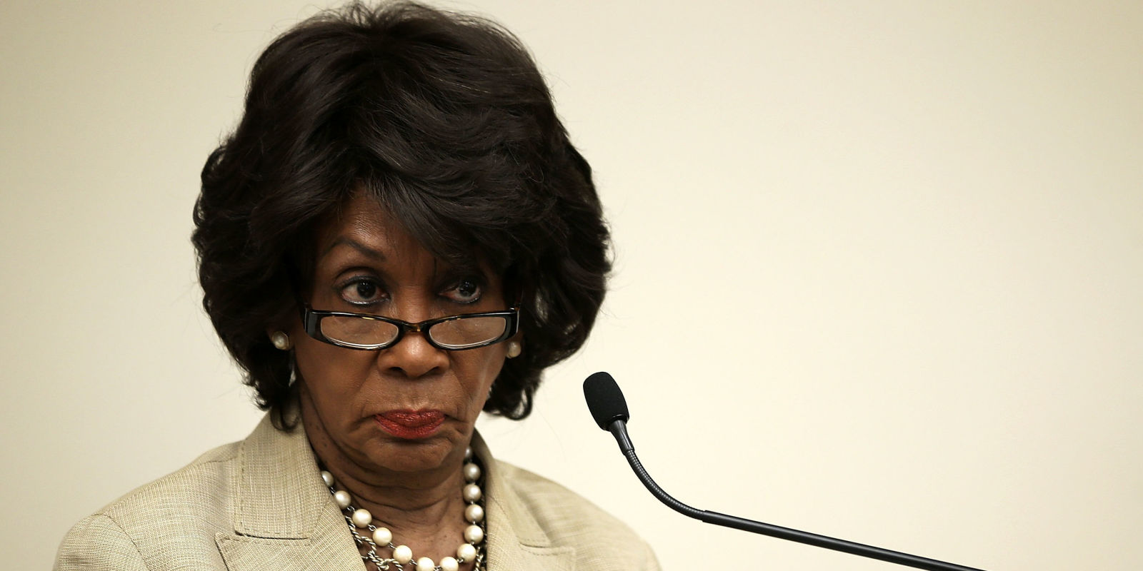 Granger Watch Episode Three: Does Maxine Waters have a Time Turner?